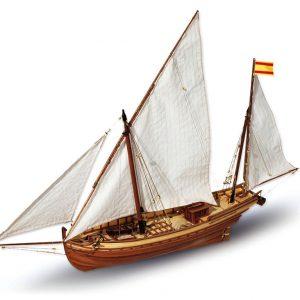 San Juan Ship Model Kit - Occre (12001)