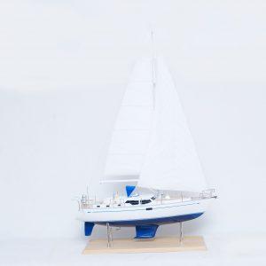 Modern Sailing Yacht