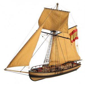 Daring Gunboat Kit - Disar (20130)