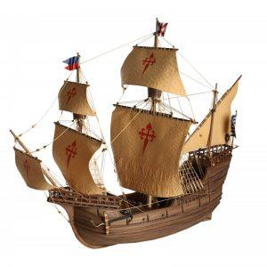 Nao Victoria, Armada De Magallanes Wooden Model Boat Kit - Disar (20140)