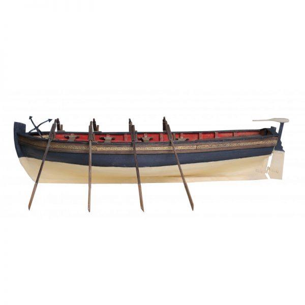 Bote Soberano de los Mares Wooden Model Ship Kit - Disar (20163)