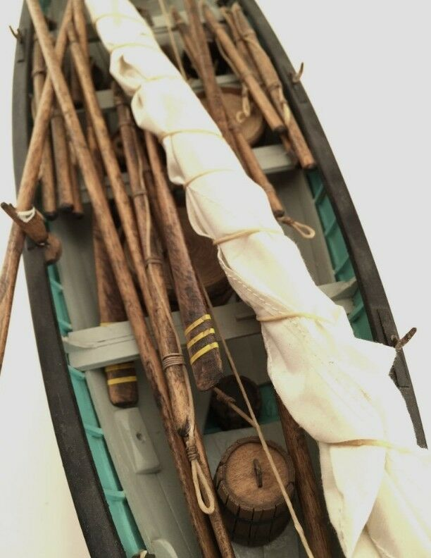 New Bedford Whaleboat (1850 – 1870) - Model Shipways (MS2033)