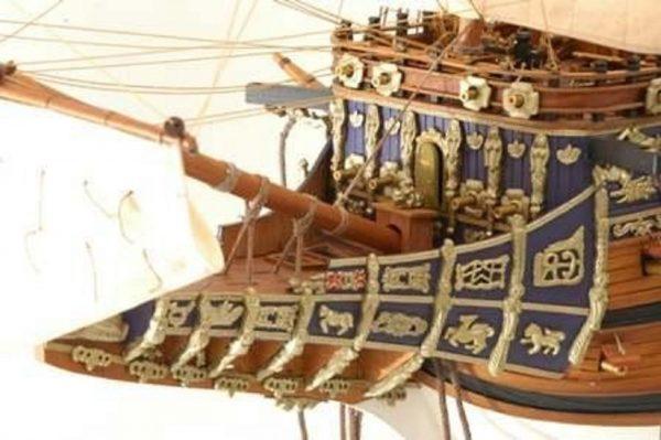 Sovereign of the Seas Ship Model (Premier Range) - PSM