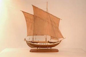 Singalese model ship (Premier Range) - PSM
