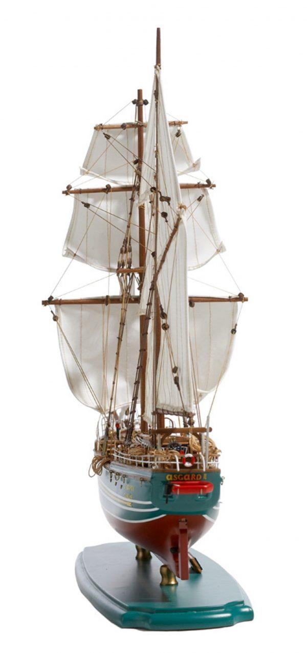 Asgard II model ship