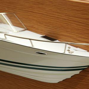 Sea Ray 225 Weekender  (2001) half model