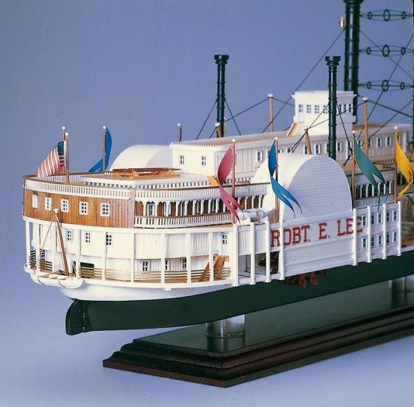 Robert E Lee Model Boat Kit Amati (1439)