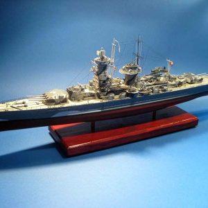 377-7896-Graf-Spee-Model-Boat-Kit-Detailed-Fitting-Set