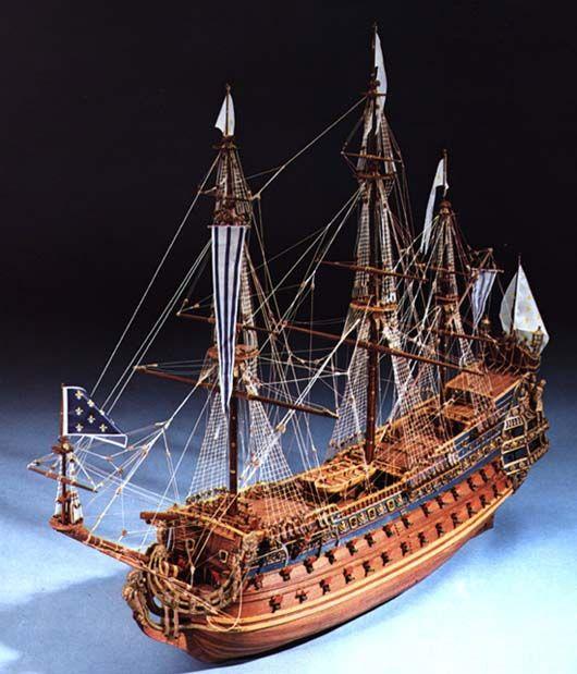 Soleil Royal Model Ship Kit Sergal 796