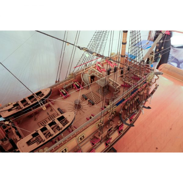 San Felipe Ship Model Kit - Panart (747)
