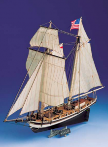 1091-7127-Ranger-Model-Boat-Kit