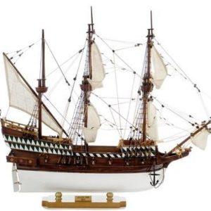 Golden Hind Ship Model (Superior Range) - PSM