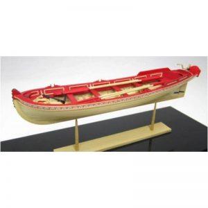 2114-12702-21-Foot-English-Pinnace-1750-–-1760-Model-Boat-Kit-Model-Shipways-MS1458