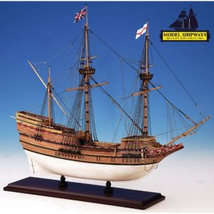 2121-12709-Mayflower-Model-Boat-Kit-Model-Shipways-MS2020