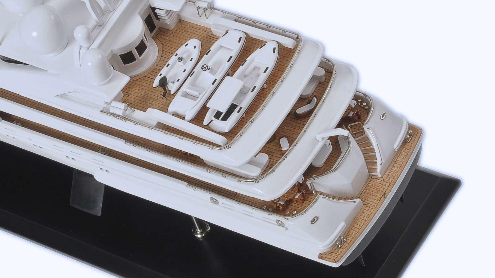 Constellation Super Yacht