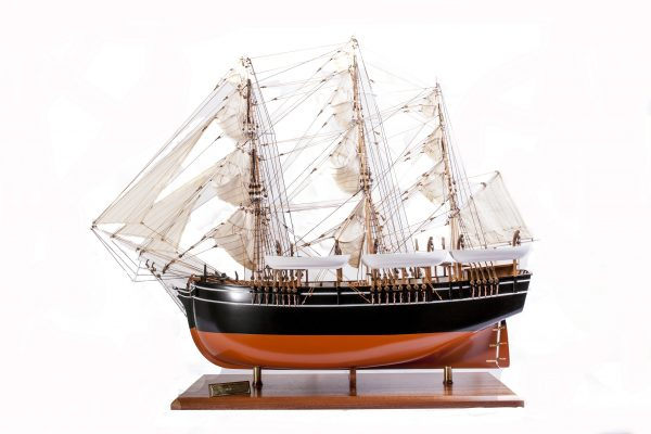 Pequod Whaler Model Boat - (Superior Range)