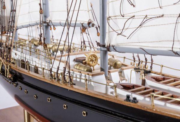 1524-9096-Sir-Winston-Churchill-Model-Boat