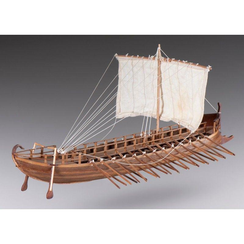 Greek Bireme Model Kit - Dusek (D001)