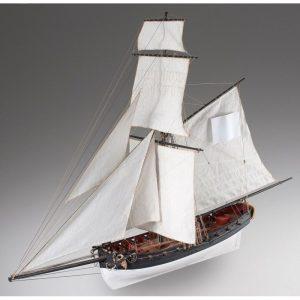 Le Cerf Model Ship Kit - Dusek (D009)