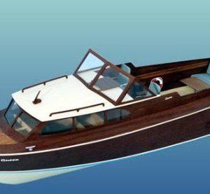 Queen Ship Model Kit - Aeronaut (AN3080/00)