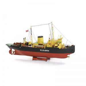 Elbjorn Icebreaker Model Boat Kit - Billing Boats (B536)