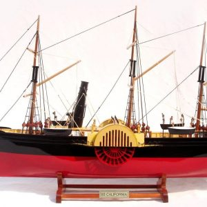 SS California Ship Model - GN (TS0124P)