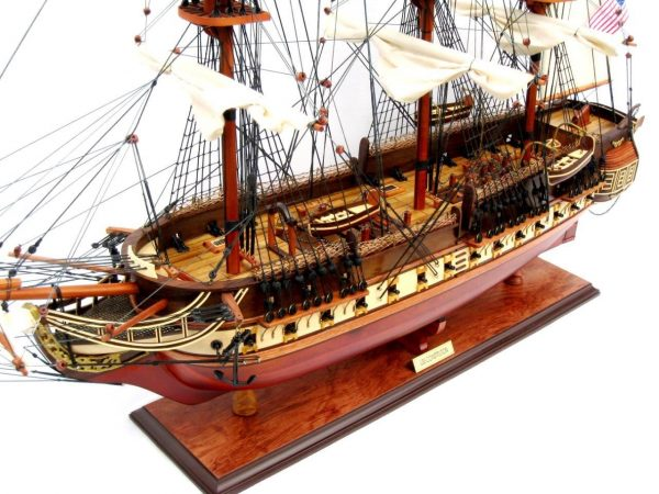 2095-12443-USS-Constitution-Wooden-Model-Ship