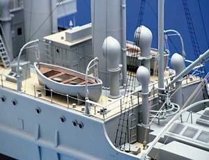 Resolve Model Ship Kit - Caldercraft (7024)