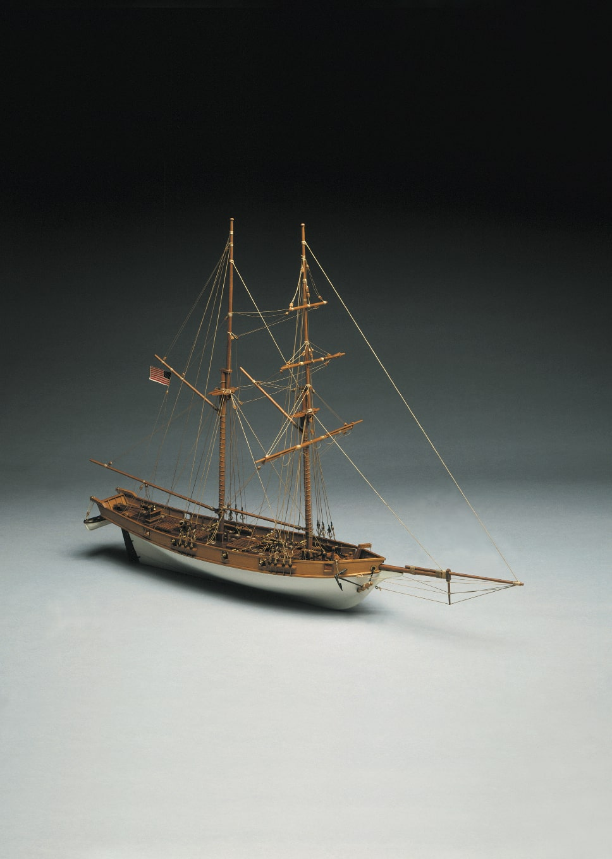 Albatross US Coastguard Cutter Model Boat Kit - Mantua Models (771)