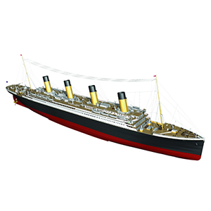 Passenger Boats and Liners