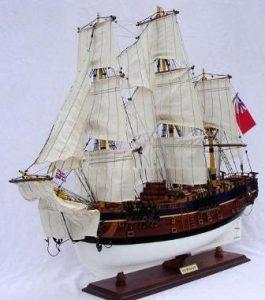 1010-HMS-Endeavour-model-ship-Standard-Range