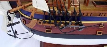 1013-HMS-Endeavour-model-ship-Standard-Range