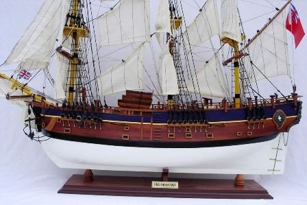 1014-HMS-Endeavour-model-ship-Standard-Range