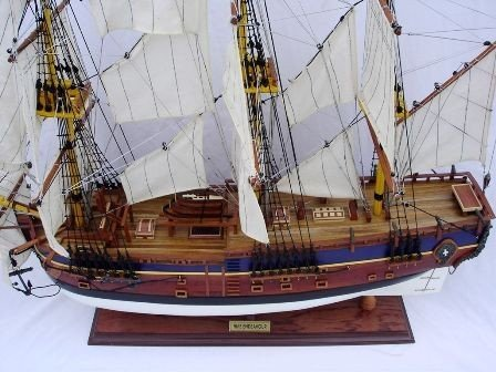 1015-HMS-Endeavour-model-ship-Standard-Range