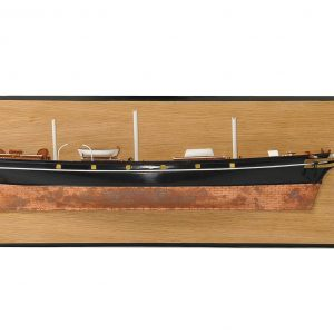 Half Boat Models & Half Hulls
