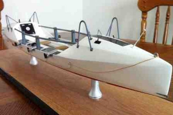 Ocean Rowing Boat Large