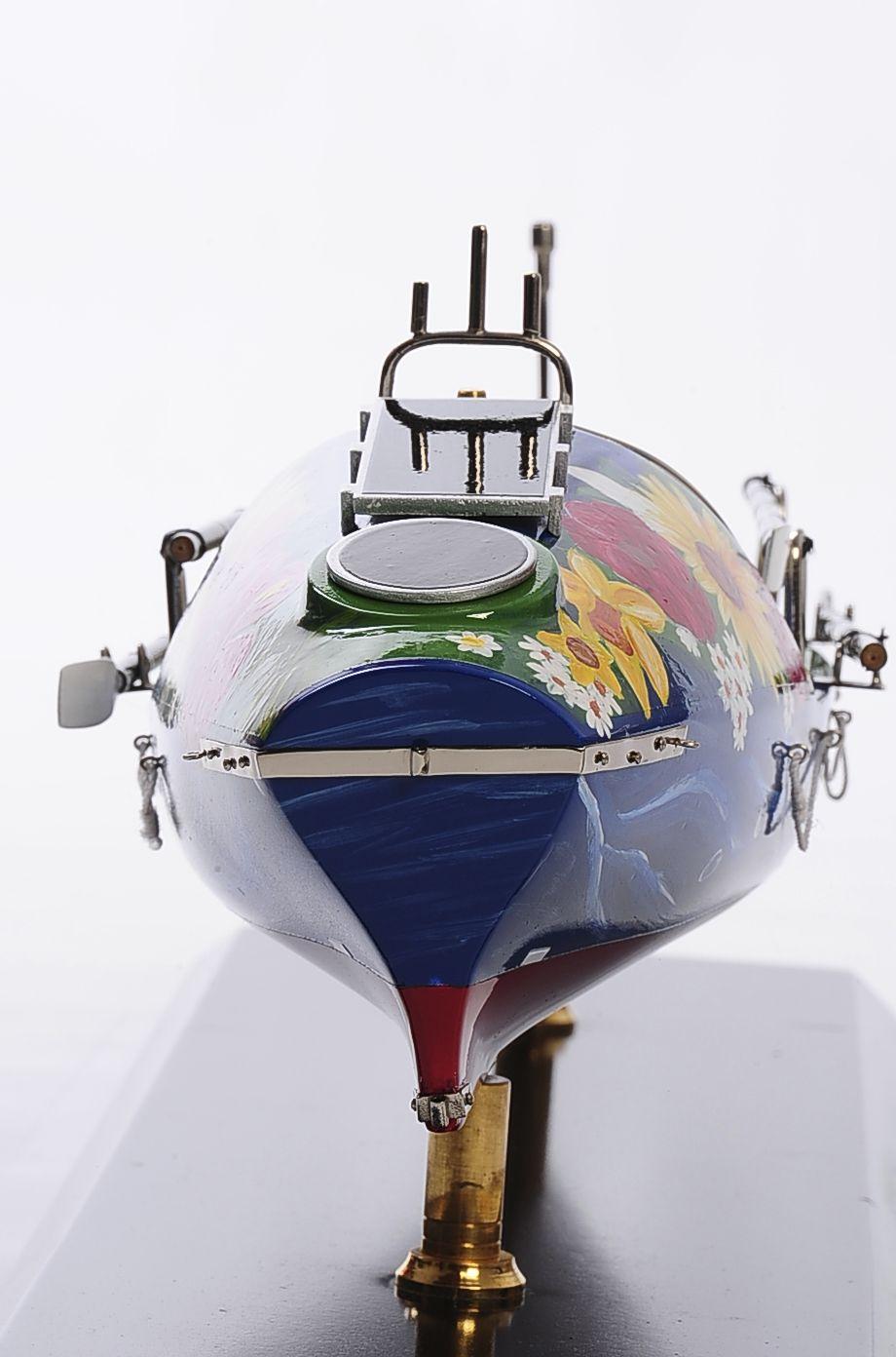 1389-8755-Ocean-Rowing-Boat-Model