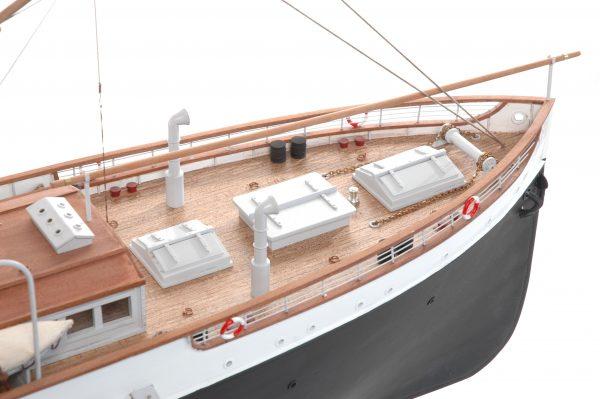 1416-6307-G-G-Loudon-Ship-Model-large-Premier-Range