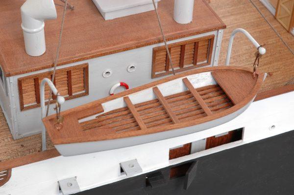 1416-6309-G-G-Loudon-Ship-Model-large-Premier-Range