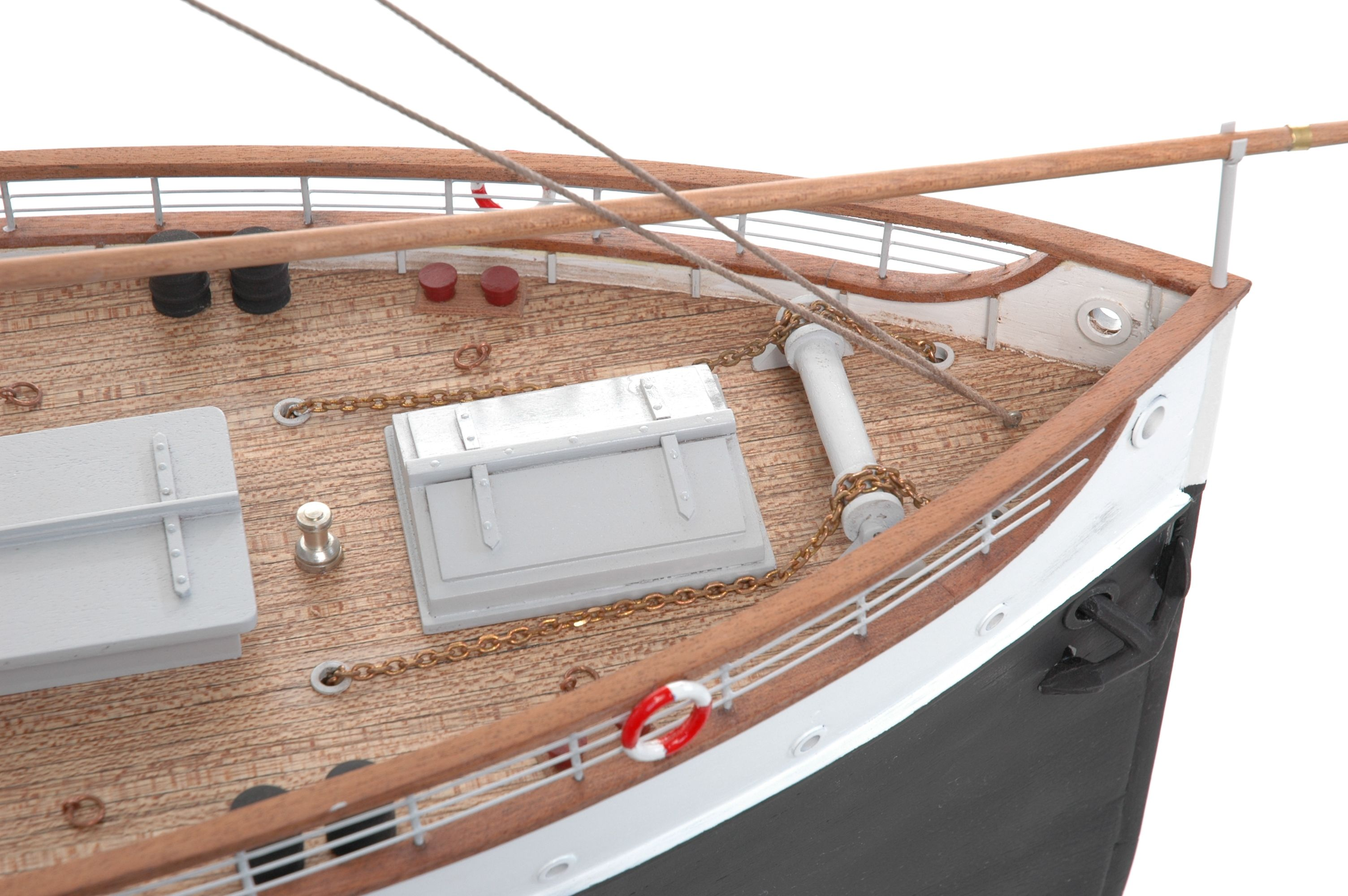 1416-6312-G-G-Loudon-Ship-Model-large-Premier-Range
