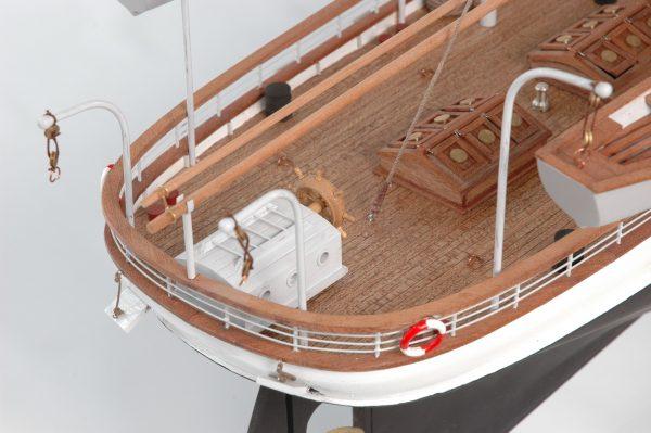 1416-6319-G-G-Loudon-Ship-Model-large-Premier-Range