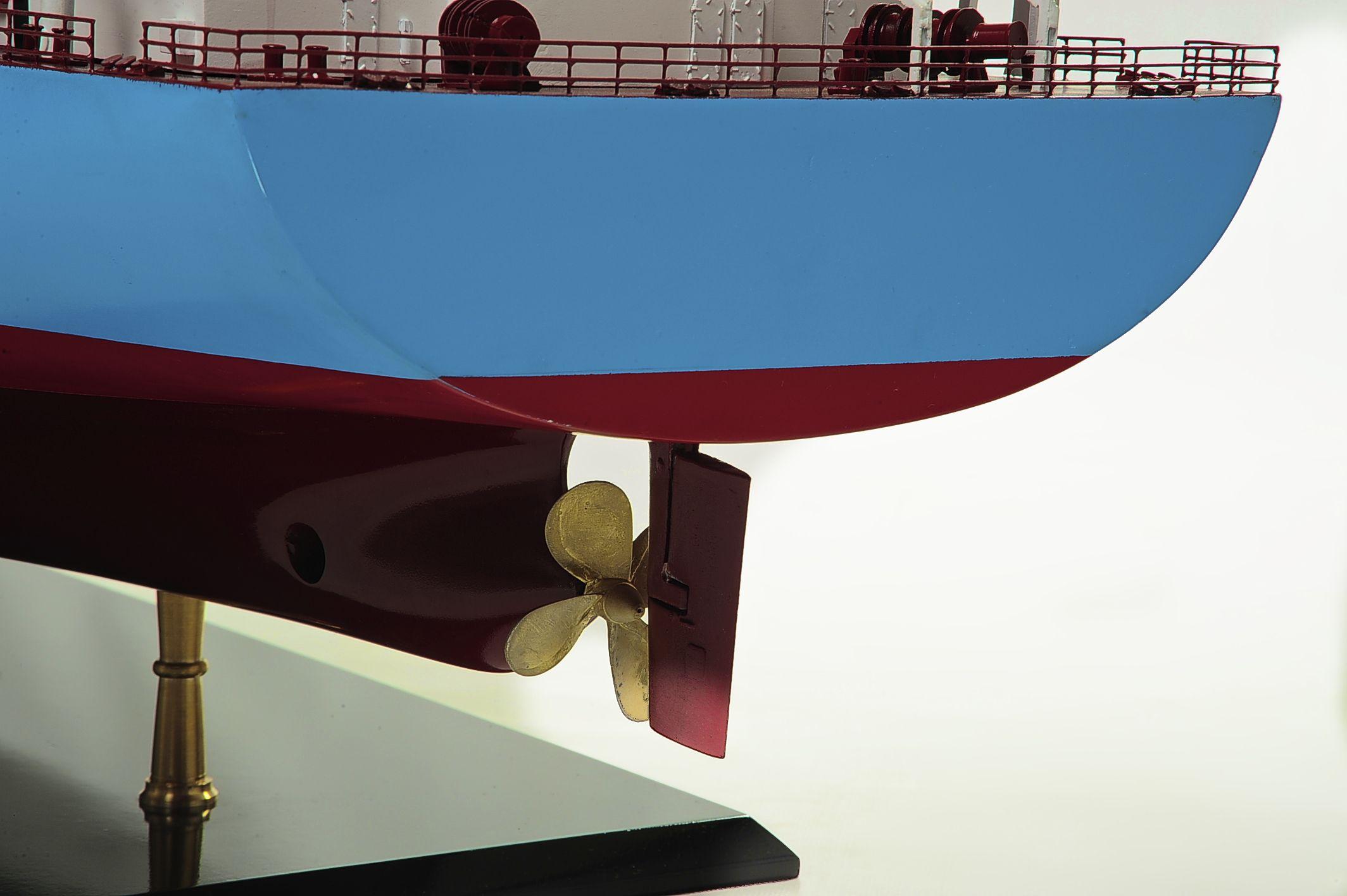 1417-6272-Bulk-Carrier-Model-Ship-Kit