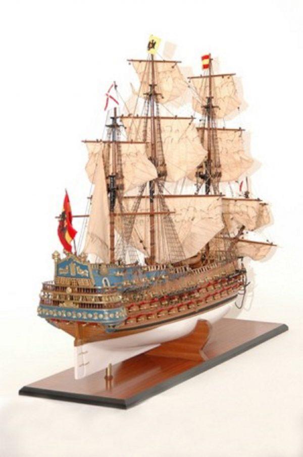 1418-7598-San-Felipe-model-ship-Extra-Large-Premier-Range