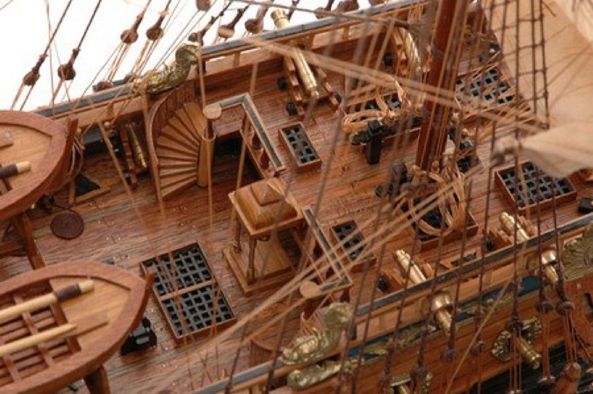 1418-7600-San-Felipe-model-ship-Extra-Large-Premier-Range