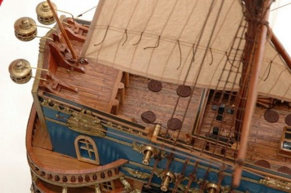 1418-7601-San-Felipe-model-ship-Extra-Large-Premier-Range