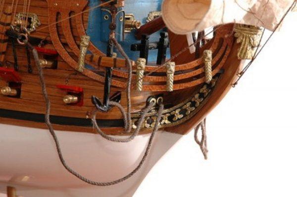1418-7603-San-Felipe-model-ship-Extra-Large-Premier-Range