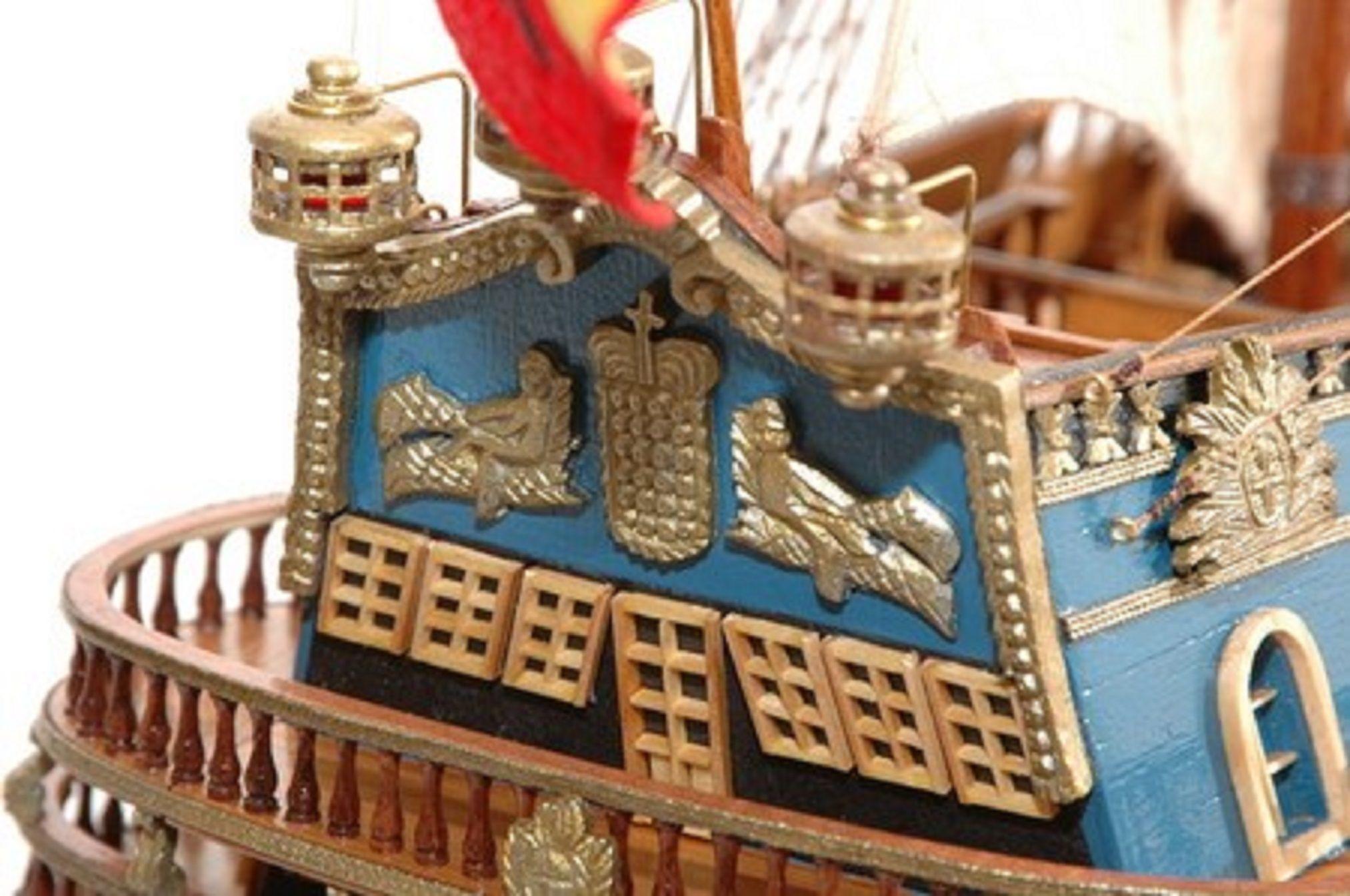 1418-7604-San-Felipe-model-ship-Extra-Large-Premier-Range
