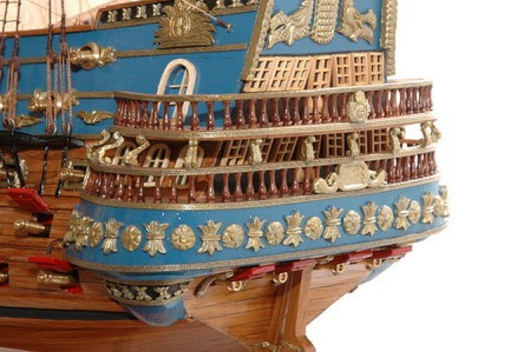 1418-7605-San-Felipe-model-ship-Extra-Large-Premier-Range
