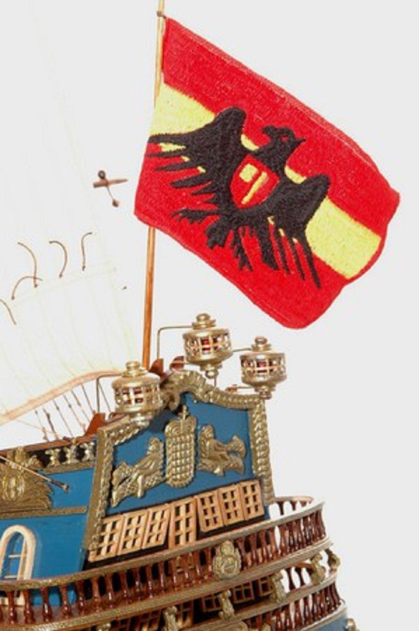 1418-7607-San-Felipe-model-ship-Extra-Large-Premier-Range