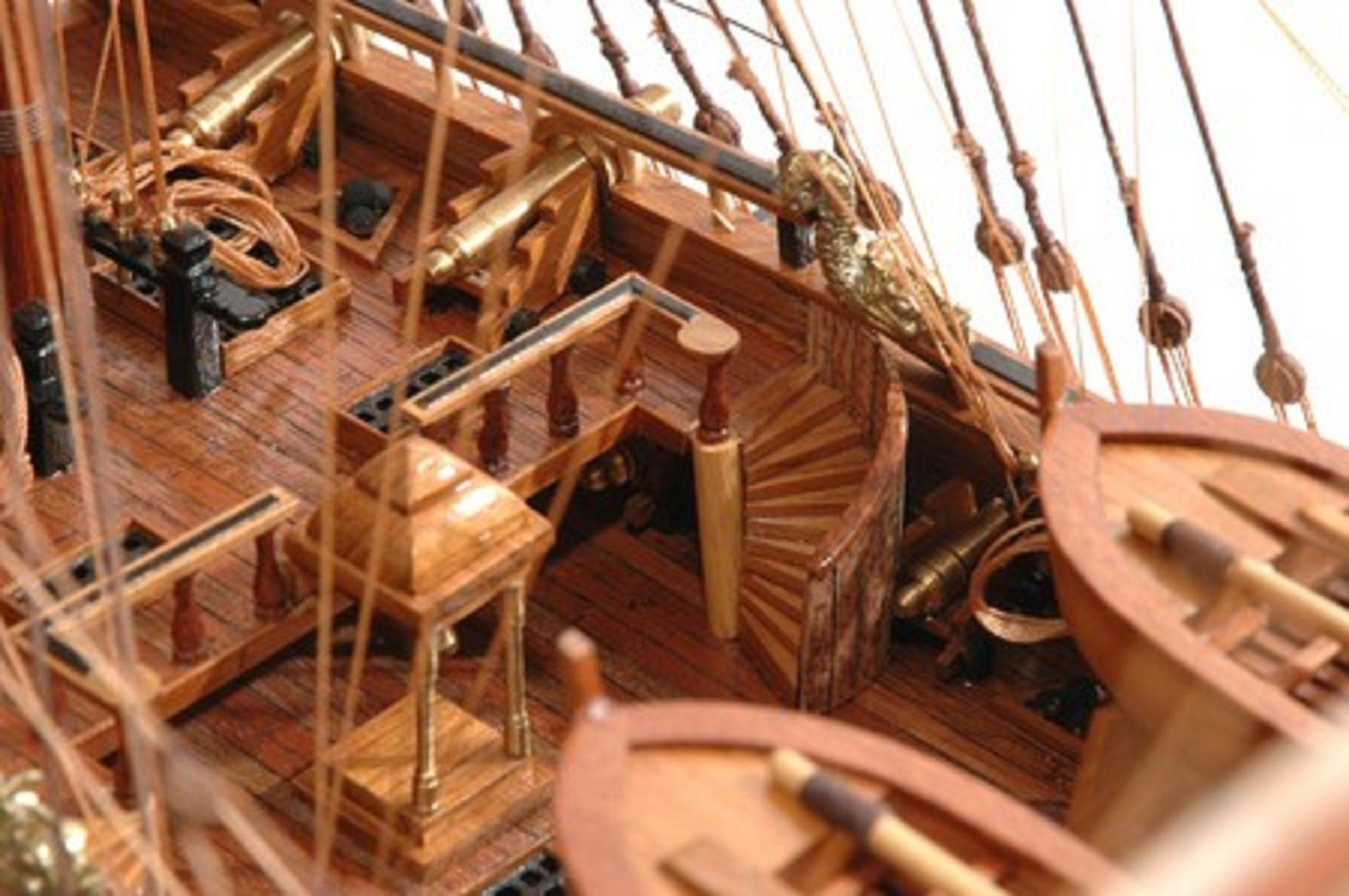1418-7609-San-Felipe-model-ship-Extra-Large-Premier-Range